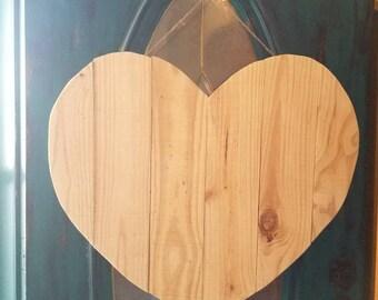 Xxl heart custom sign