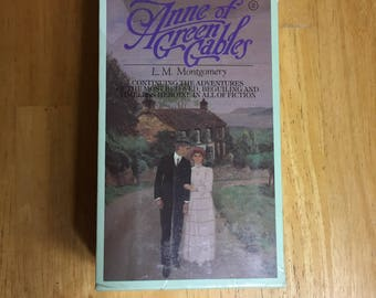 Anne of Green Gables Box Set #4,5,6 by L.M. Montgomery (Paperback, Box Set)