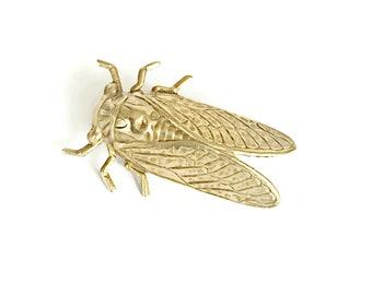 cicada brooch, insect brooch, cicada pin, cicada brooch, bug pin, bug brooch, insect jewelry, insect accessory, bug jewelry, bug accessory