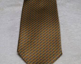 Vintage Brioni Silk Tie