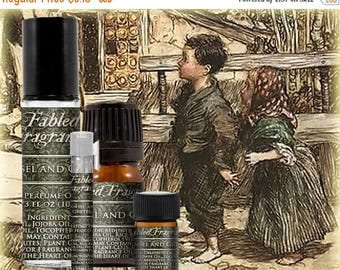 SALE HANSEL AND Gretel Perfume: Bakery Sweets, Hazelnut Candy, Vanilla Bourbon, Amber Resin, Vegan Solid Perfume, Ships Out in 5-7 Days