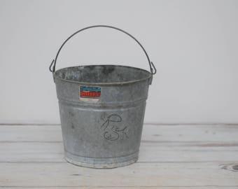 Galvanized Bucket Huffy Galvanized Metal Mop Bucket Galvanized Pail