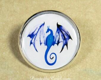 Dragon Pin, Dragon Brooch, Dragon Lapel Pin, Dragon Gifts, Dragon Lover Gifts, Gifts with Dragon, Pin with Dragon, Gamer Gifts