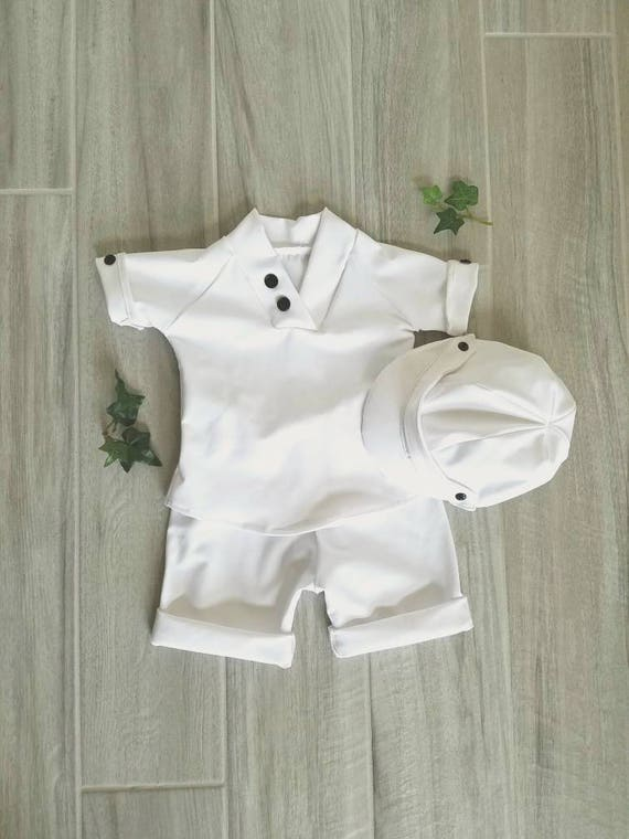 Baby Boy Baptism Outfit Baby Boy Christening Outfit Baby Boy