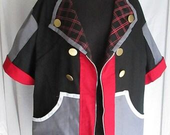 Cosplay coat - Kingdom Hearts 3 Sora coat