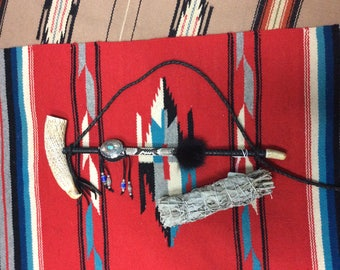 Soaring Eagle Sacred Ceremonial Traditional Native Peace pipe