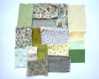 set of fabrics for patchwork 212 coupons