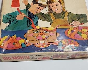 Big Mouth Vintage Game, Schaper, 1968