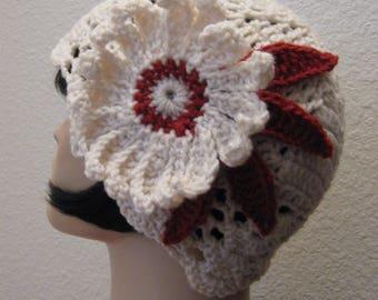 1920's Crochet Daisy Flower Pattern Pdf
