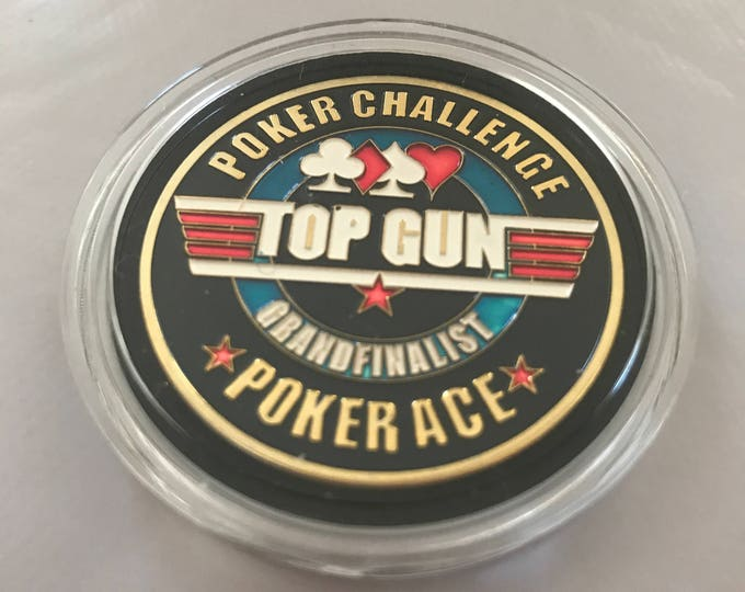 Card Guard Poker Top Gun