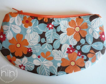 """small pouch LuNa / """"the flowering..."""" / clutch for small or large! /I022c"""