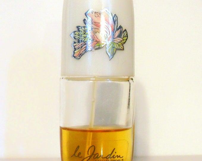 Vintage Perfume 1980s Le Jardin by Max Factor 0.85 oz Eau de Parfum Spray Women's Fragrance