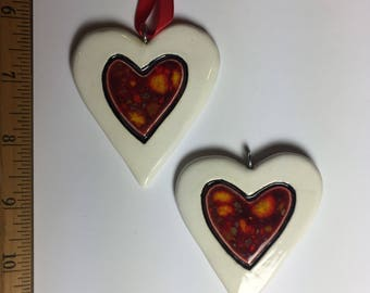 Heart Ornament Collection