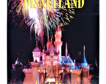 Disneyland Inside Story by Randy Bright 1987 Published by Harry Abrams HC DJ