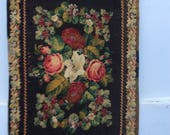 French Antique Tapestry. ...