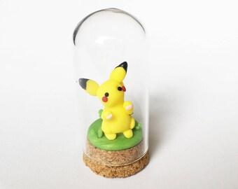 pikachu in a bottle :)