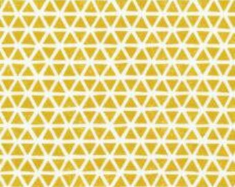 Triangles - Citron - Cloud9 KNIT 2 collection