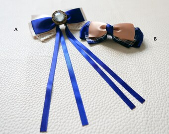 Pin blue