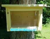 Enclosed Squirrel Feeder