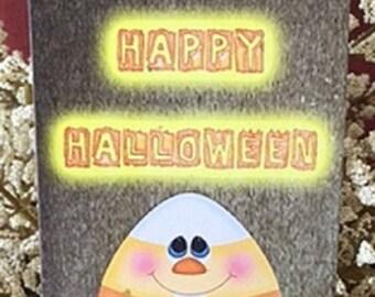 Happy Halloween Hang Tags