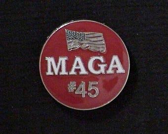 MAGA Concho, Make America Great Again