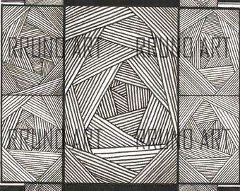 "46 | 4x6"" Original Art"