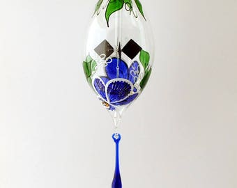 Radiometer hanging with Flowers