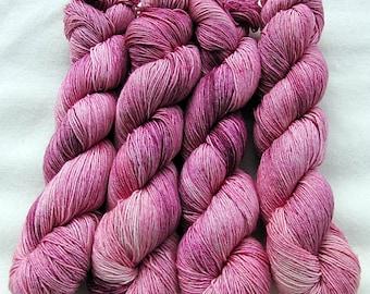 MERINO Silk  ,80 MERINO  20 silk, 100g 3.5 oz.Nr. 100