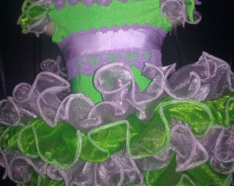Pageant Dress Shells