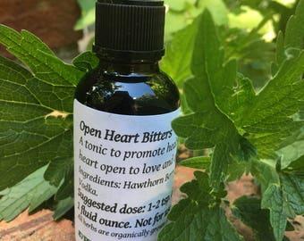 Open Heart Bitters