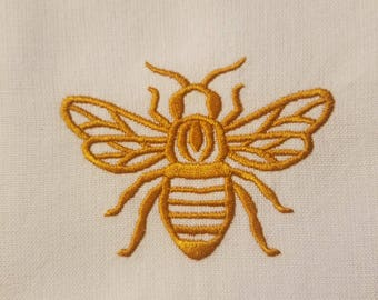 Elegant Bee Kitchen Towel