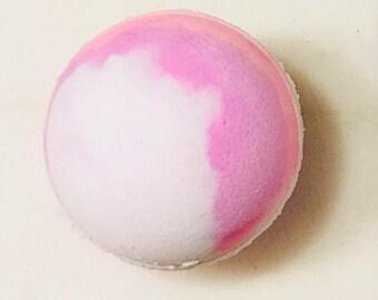 Vanilla Blackberry Bath Bomb, Bath Fizzy, Luxury Bath Bombs