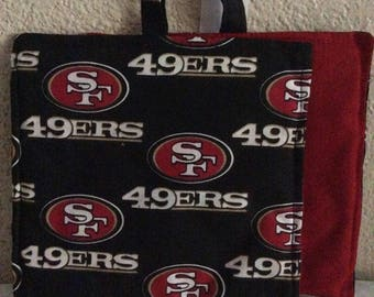 San Francisco forty Niners gift