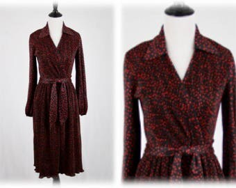 1970s Micro Pleated Dress, Hal Ferman