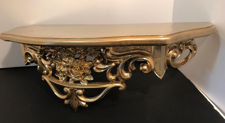 ornate storage dp amazon metal cabinet co shabby bathroom towel chic home uk rail shelf wall kitchen rack