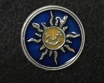 Sunshine Pewter Pin