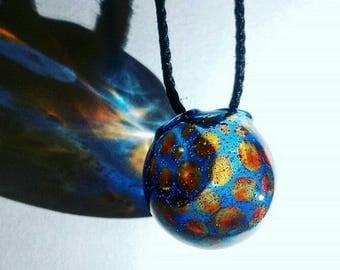 Alien Egg Pendant #5