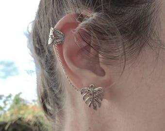 Ear Cuff, Cartilage Earring, Ear Climber, Stud Earrings, Ear Climber Earrings, Trendy Earrings, Boho Earrings, Gypsy Ear Climbers, Studs