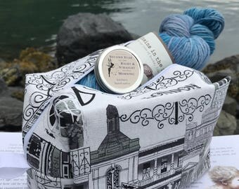 """Peter Pan and Wendy Yarn Kit - """"If you believe...clap your hands..."""" (400 Alcott)"""