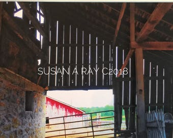 The Farm Collection: Tomorrow by Susan A Ray of OneHealingStone Studio