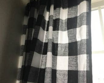 Kitchen Curtains Etsy