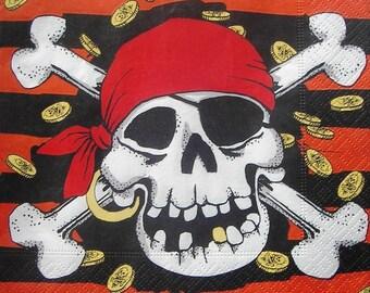 """Towel """"Skull"""""""