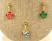 Planner Charm - Dots and ...
