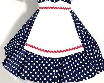 I Love Lucy, Adult apron only