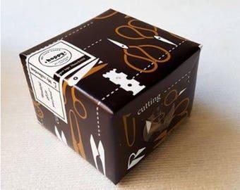Hoppy  Mini Box GTIN: 4713077972403 - Scissors BK / Stationery Scissors Black