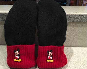 Mickey Mouse Mittens