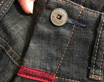 Marithe & Francois Girbaud denim Jeans Japan only?