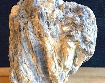 Kyanite Premium Cluster, Spiritual Stone, Healing Stone, Healing Crystal