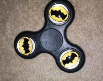 Batman  custom black fidget spinner