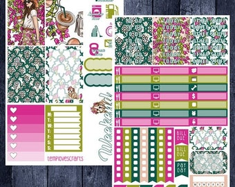 Flower Child Kit for Happy Planner